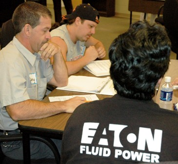 Eaton employees in class